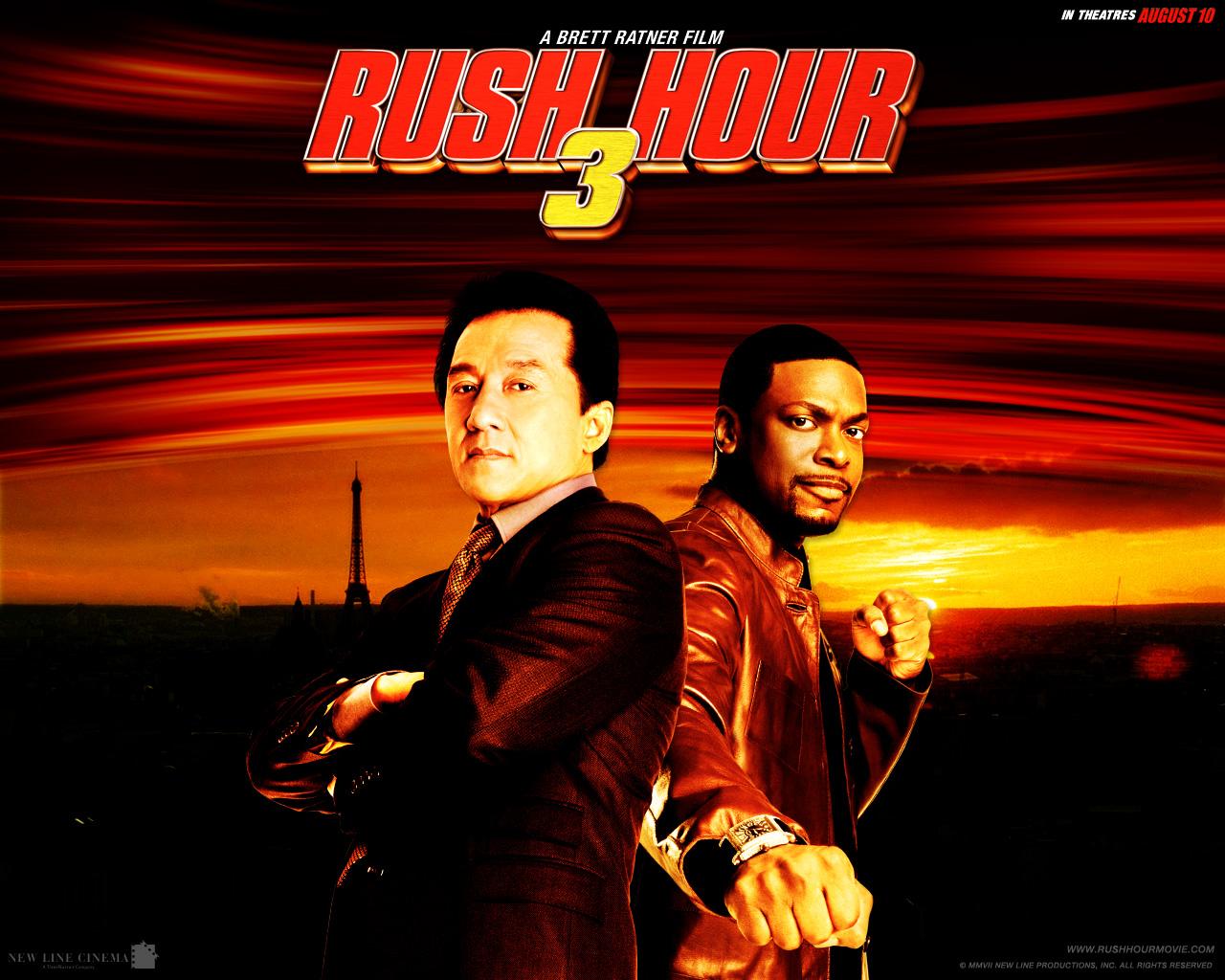 Rush Hour - Beauty