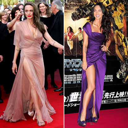 Jolie -- whose more recent tats commemorate the births of her children