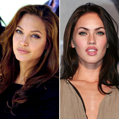 Really. angelina jolie and megan fox lesbian frankly, you