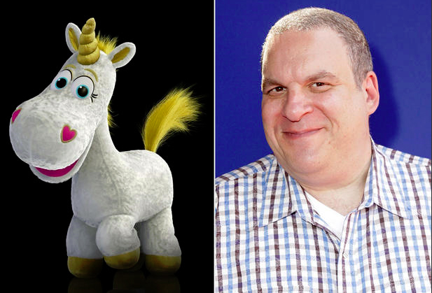Toy Story 3 Buttercup Voice Actor