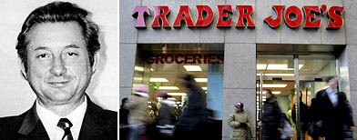 trader joes internalization Trader joe's just released a list of its 50 best products in honor of the store's 50th anniversary the products on the list were selected by shoppers and employees.